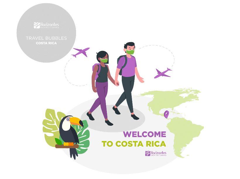 COVID-19 Travel Bubble Costa Rica